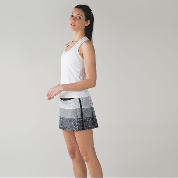 lululemon athletica Dresses & Skirts - Lululemon Pace Rival Skirt